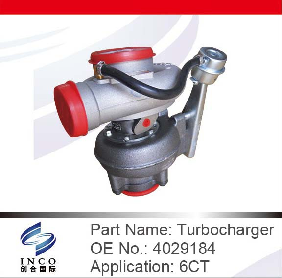 Turbocharger 4029184