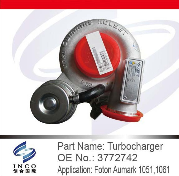 Turbocharger 3772742