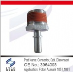 Connector,Qck. Disconnect 3964003