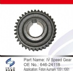 IV Speed Gear 646-2411B
