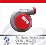 Turbocharger 3802770