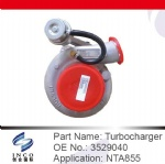 Turbocharger 3529040