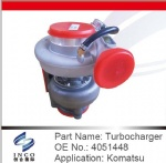 Turbocharger 4051448