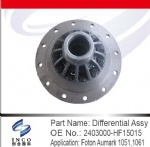 Differential Assy 2403000-HF15015